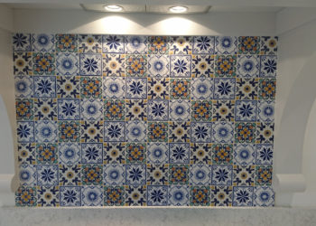 ceramic tiles page & gallery
